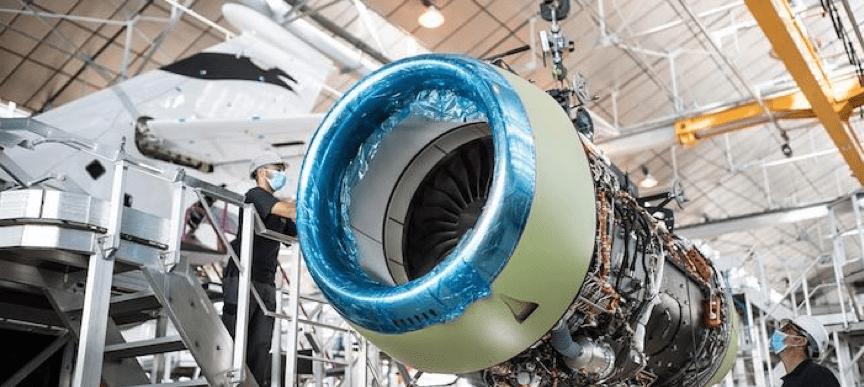 达索猎鹰6X公务机将于2021年首飞