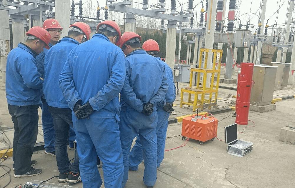 2、应重视引线在检测过程中的重要作用 电气设备