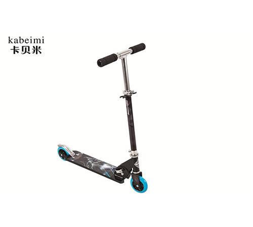 卡贝米滑板车:四轮滑板车如何玩浙江恒