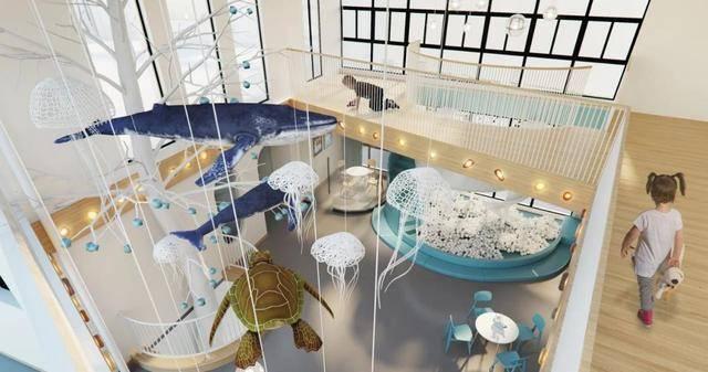 创意幼儿园设计:给孩子一个不一样的童年