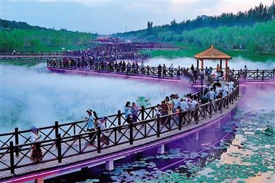 吴忠市水质持续改善系列报道,打好碧水