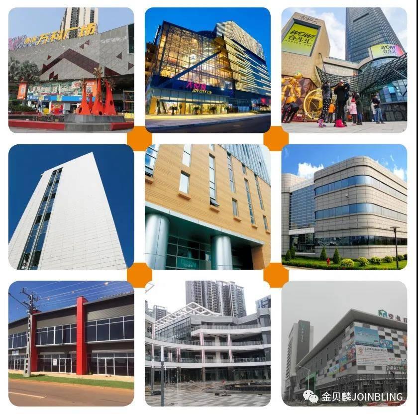 各建筑城市案例