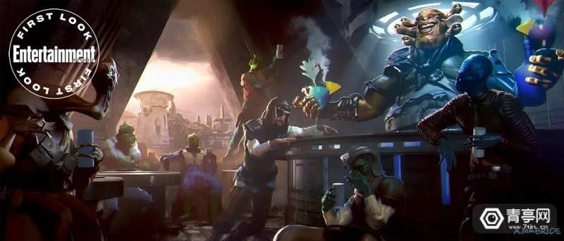 ti5奖金把游戏当电影开发:《星球大战: