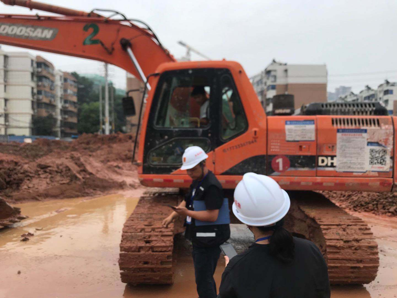 重!南京非门门移动机械尾气排放被78台