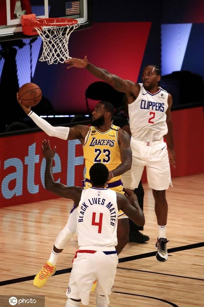 2019-20赛季NBA在时隔4个多月后复