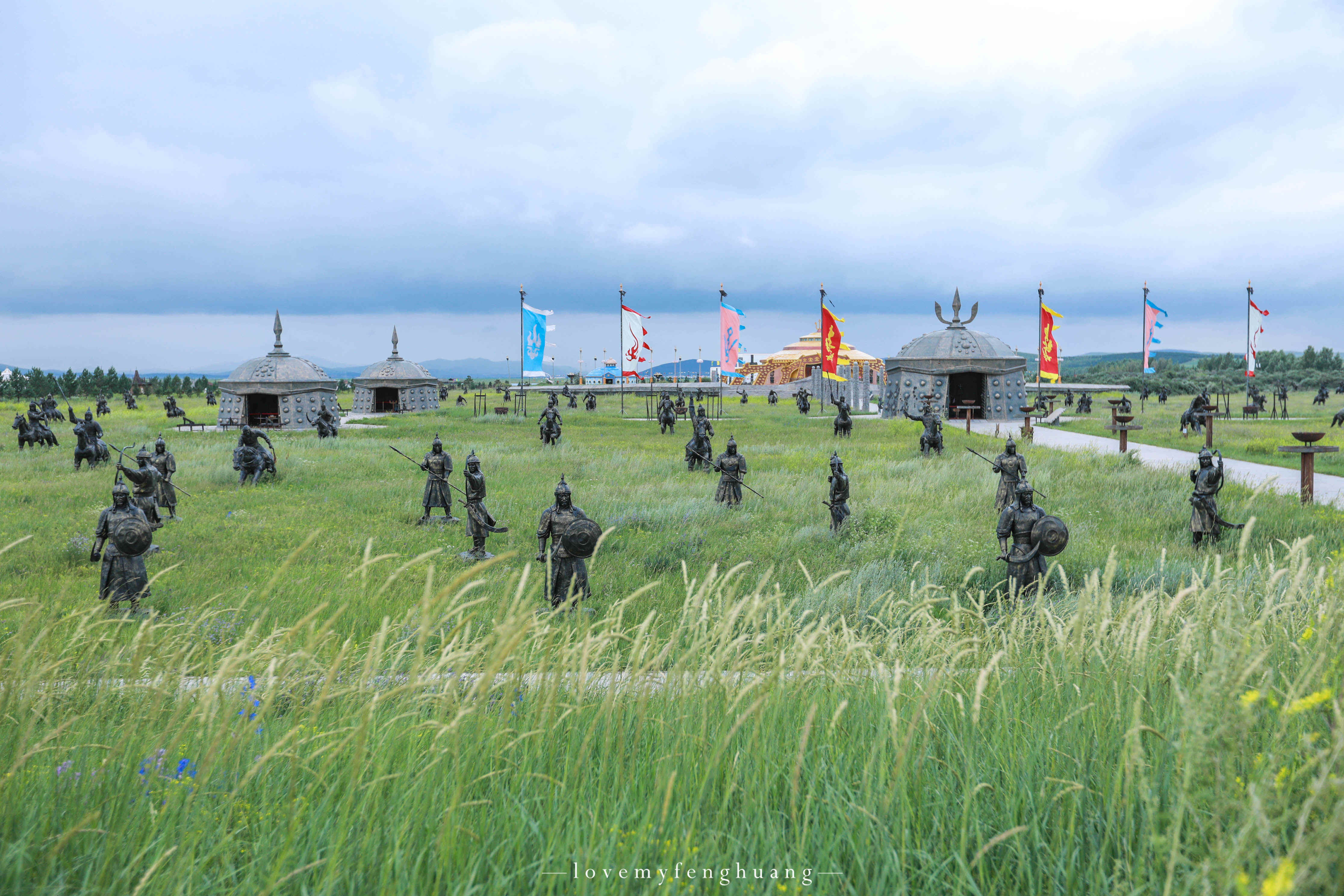 河北省的避暑胜地,夏天不到24℃,京北第一草原上规模最大的景区