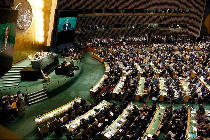 特朗普要求在联合国大会上登台发言,不料联合国回应:开视频会议