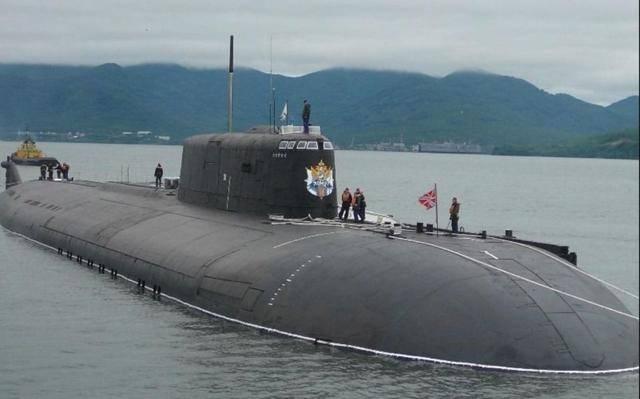 俄新一代奥斯卡核潜艇海试,携带核鱼雷,可轻松消灭一支航母编队