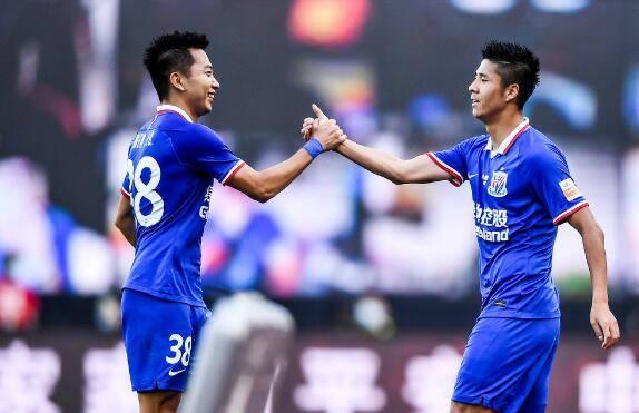 媒体评中超第2轮最佳阵容:恒大3人,上港、泰达2人,重庆U23入选