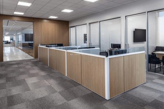 如何设计更好的办公装修方案 装修设计办