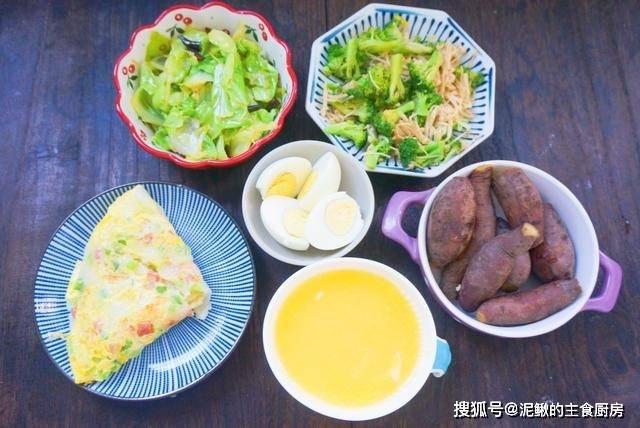 晒晒一家三口的早餐,七天不重样,营养好味道,家人爱吃身体棒