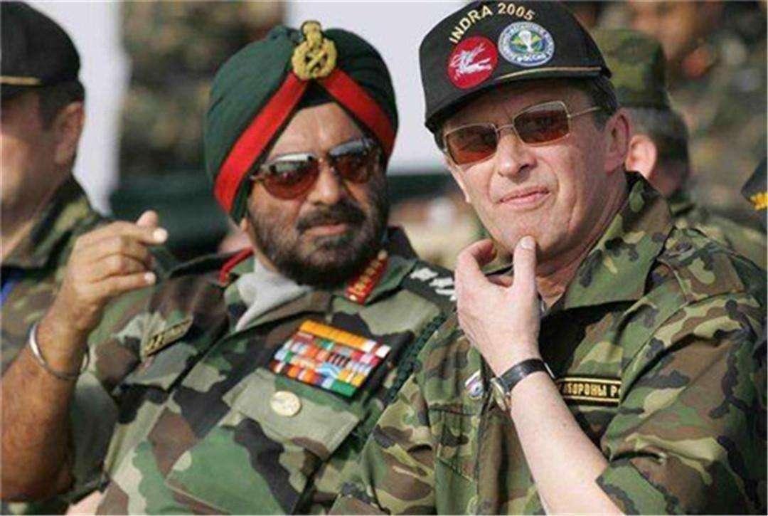 印度将迎来俄罗斯驻军,亲美的激将法起作用,俄罗斯多害怕失去