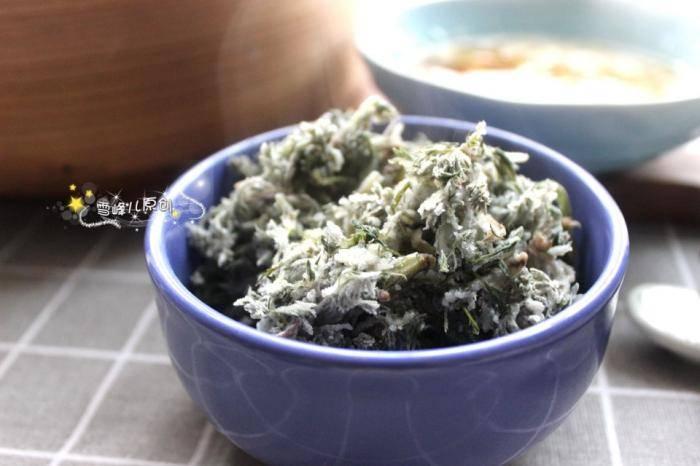 这野菜吃最好,可以养肝护肝,常吃有益身体健康,简单快捷蒸着吃