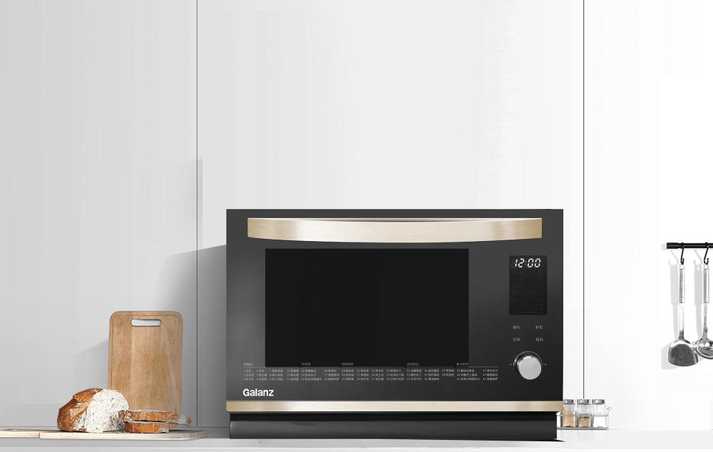 暑气凉来迎立秋,格兰仕D20蒸烤箱只贴健康不贴膘
