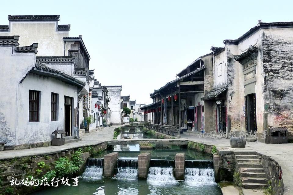 中国最具唐朝模样的古村 风光堪