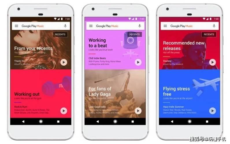 Google Play 音乐将于今年 10 月关闭