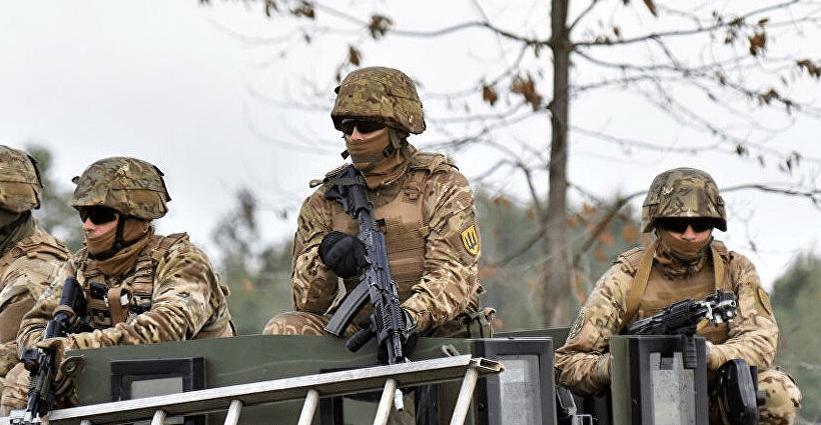 """乌克兰将派兵参加,在德国举行的""""交叉军刀2020""""军事演习_德国新闻_德国中文网"""