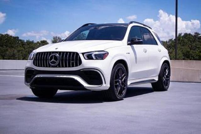 原装奔驰高性能SUV是很多消费者的梦想,五大优势让你彻底沦陷