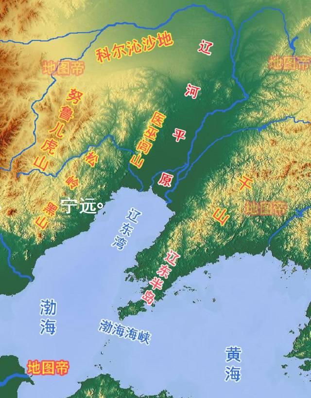 袁崇焕为何能在宁远城打伤努尔哈赤?看古城航拍一目了然