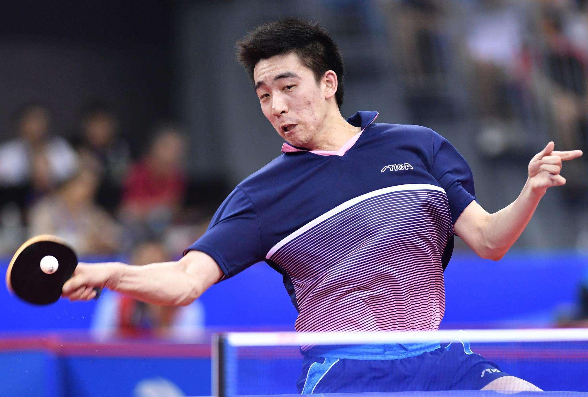 东京奥运模拟赛马特不敌任浩 陈熠四局横扫张缤月