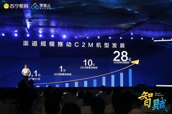 原创             用C2M模式撬动千亿下沉市场,苏宁易购零售云的野心