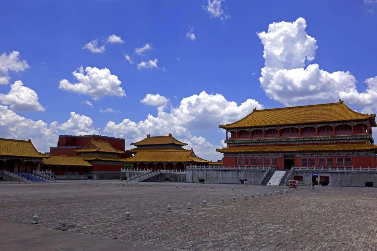 浙江古风建的景点最多 但是门票500多 却没有游客