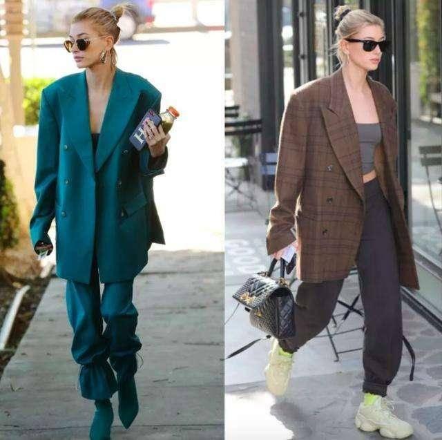 """这条""""神仙裤""""被明星种草N次,显瘦舒适显腿长,又酷又帅超带感"""