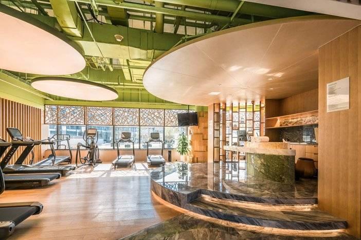 仅699青岛西海岸威斯汀酒店+2大2小早+2大2小自助晚餐