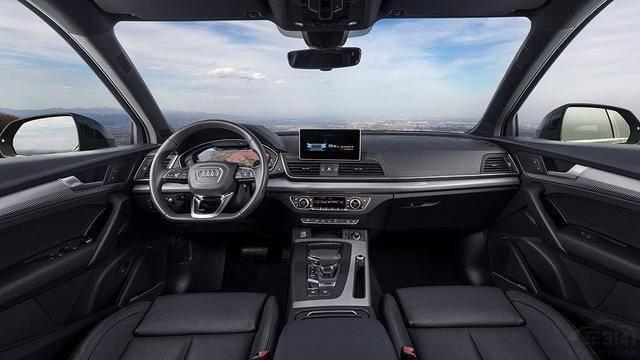奔驰GLC L/奥迪Q5L/凯迪拉克XT5,谁是40万级豪华SUV最优选?