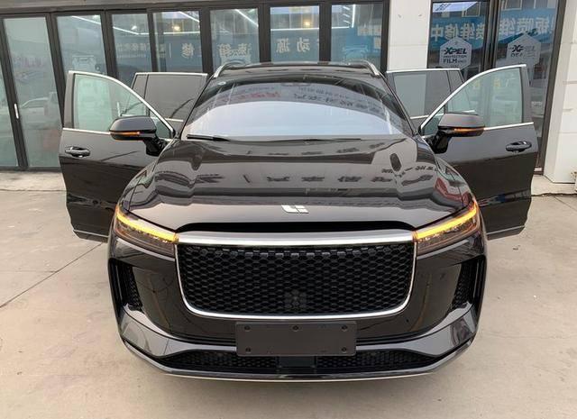 34万西堤六款豪华SUV,加速6.5秒,车长超过5米,高于汉兰达值