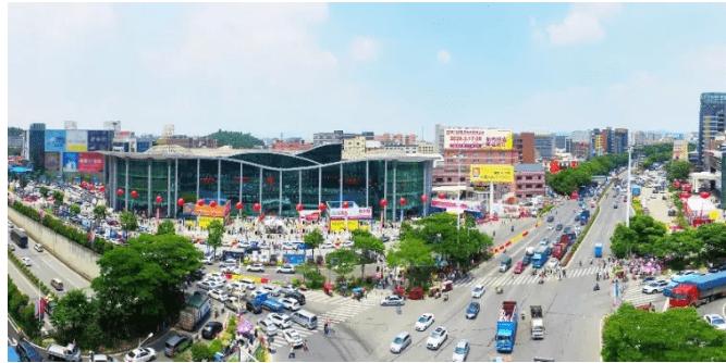 第39届国际龙家具展在顺德龙江正式开幕