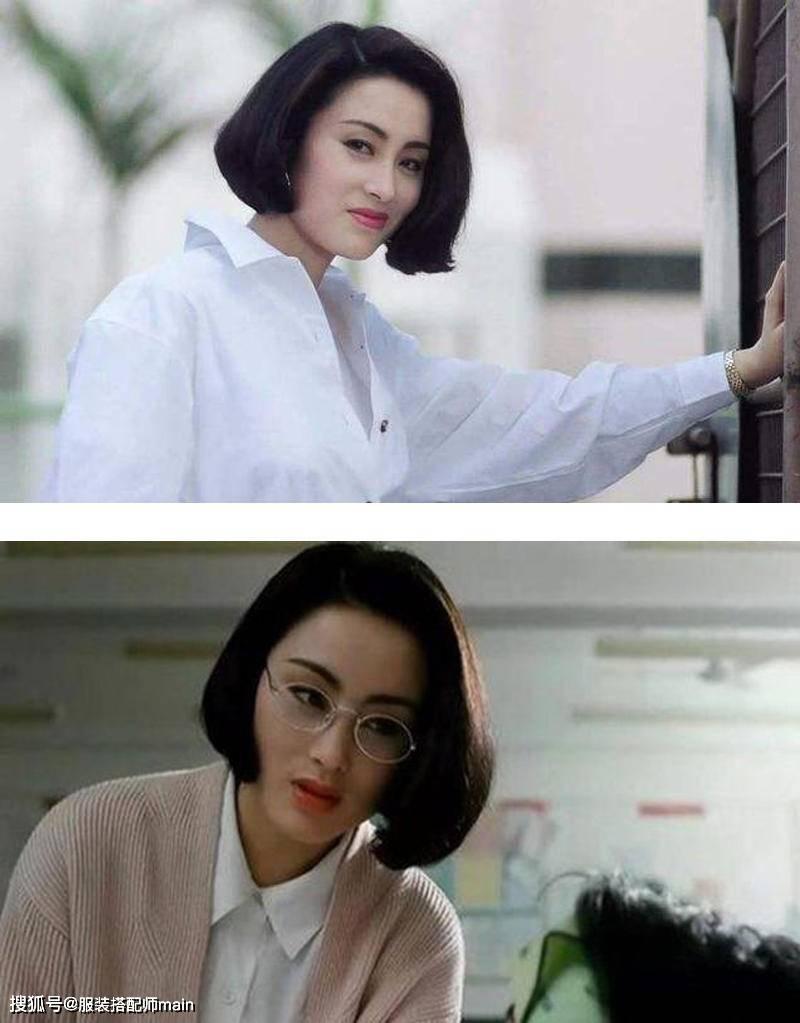 时尚果然是个圈,韩剧中超火的6款发型,原来是30年前流行的港风