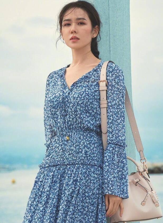 """国民初恋脸演啥像啥 孙艺珍""""我把青春献给了演技"""""""