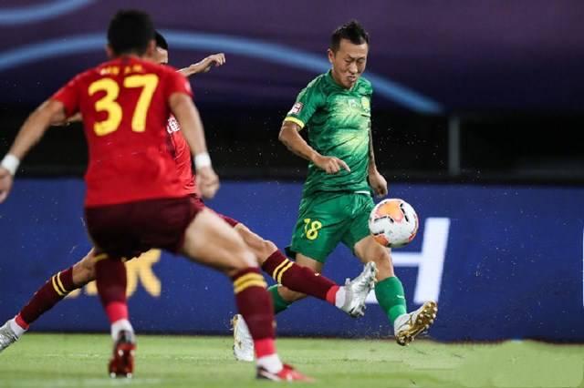 原创             中超焦点战!北京国安对阵上海上港,苏州赛区头名之争