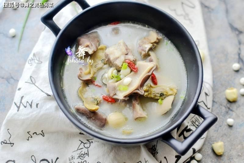 6道适合处暑后喝的汤,滋润补水,防秋燥好入眠