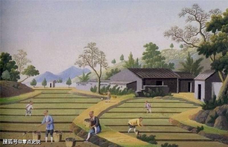 首先小农经济的存在以精耕细作和整体