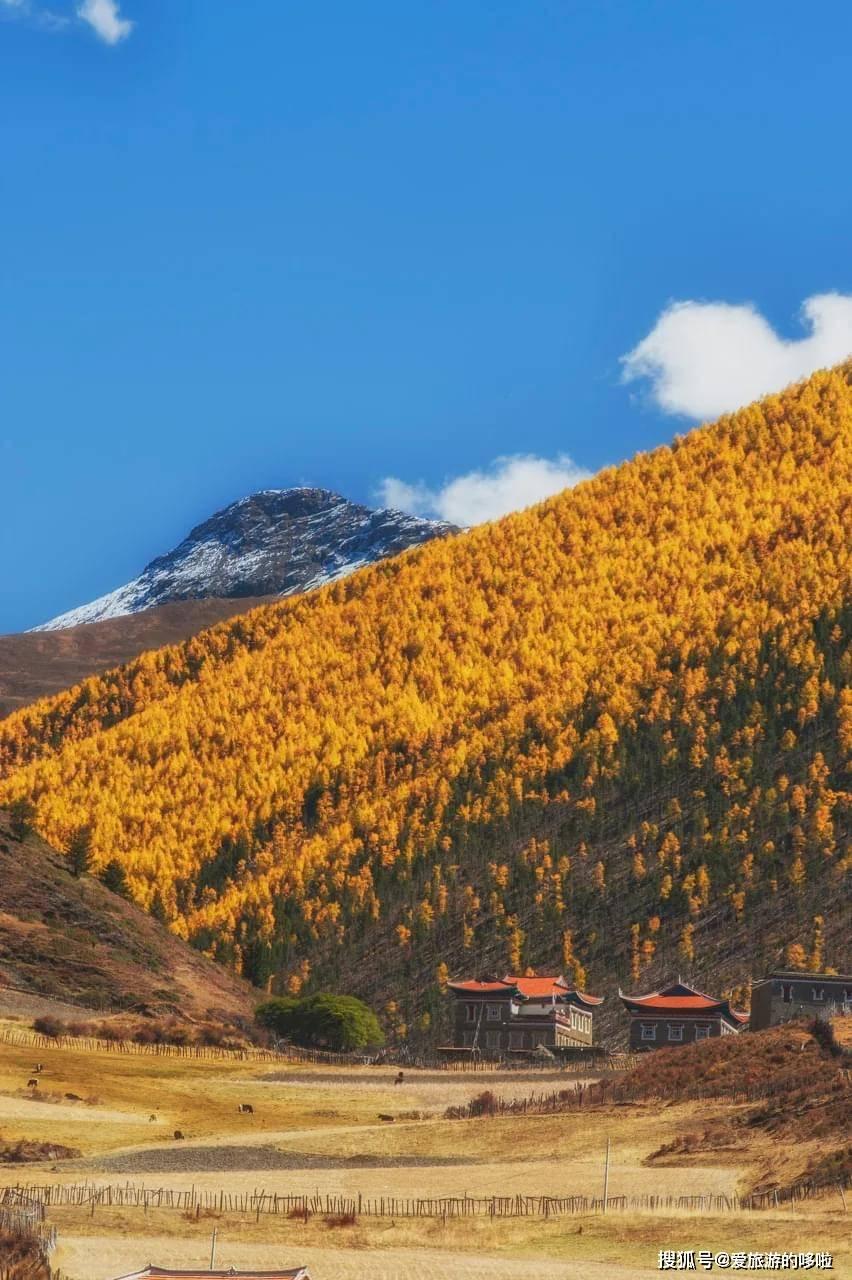 9月最佳旅行地榜单|这些地方的颜值要逆天了!