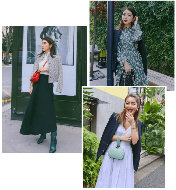 原创港风美人和Gentlewoman都爱穿的日系风,你也可以有