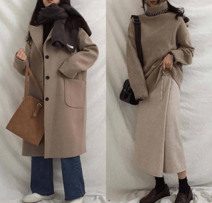 原创             日系女孩太会穿,简约森系风慵懒文艺,适合各个年龄段