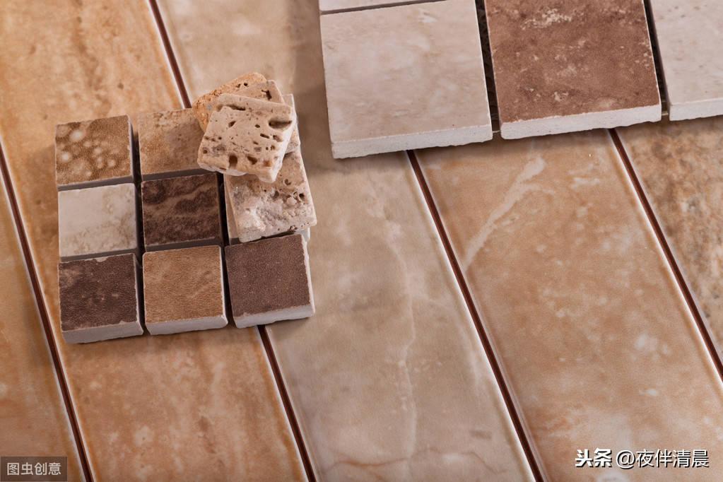 瓷砖应该怎么擦才气擦得比力洁净还亮堂