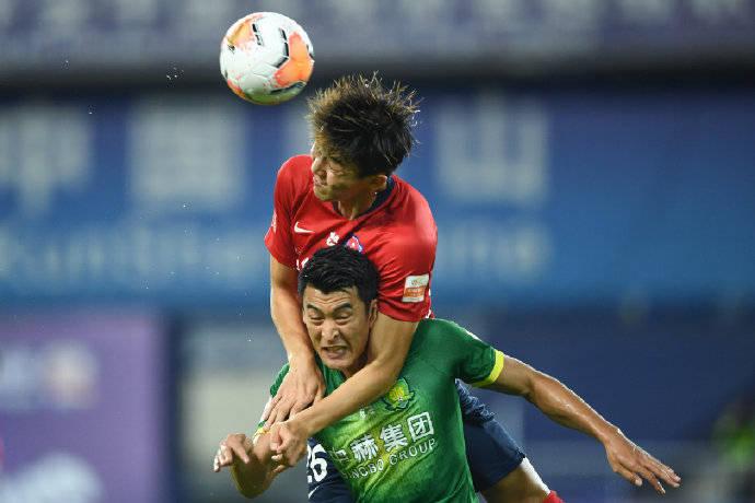 重庆今世对阵北京国安现场