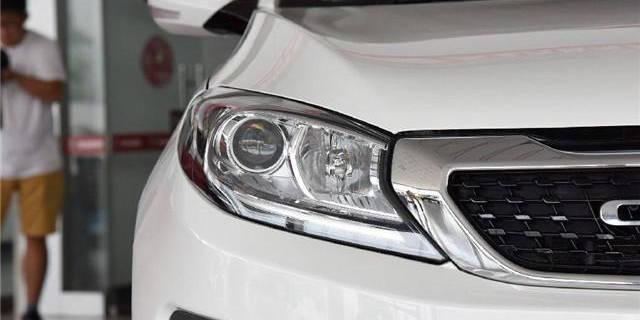 原宝骏510的对手来了。其面值优于MG ZS。配ESP,售价8.49万!