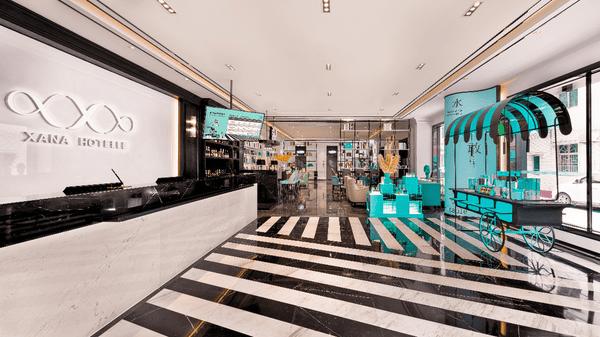 希岸式时尚XanaAttitude全新酒店用品品牌:轻奢有态度
