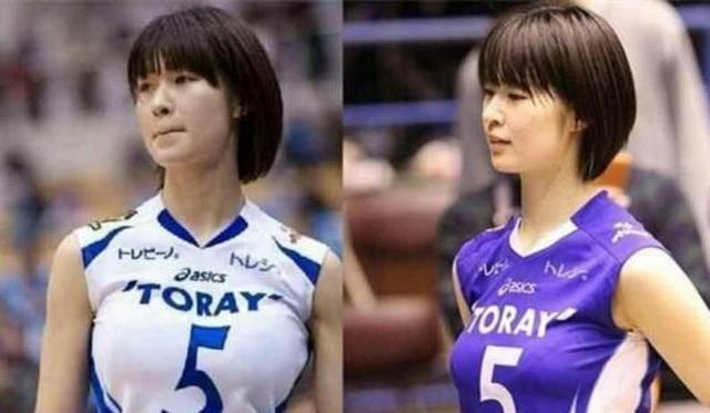 日本排球界最美女神,实力出色身材堪称完美,备受球迷喜爱