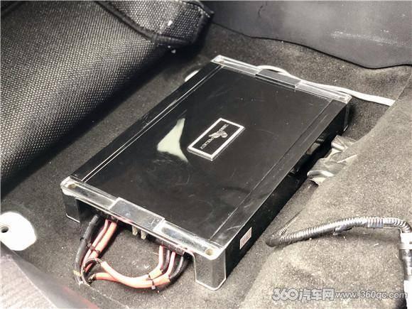 本田杰德改装Locke Power Car Audio 9单元系统