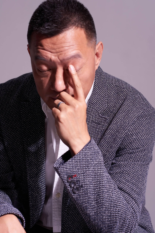 戏疯子李梦男 拍戏险丢命 坦言从不看人脸色