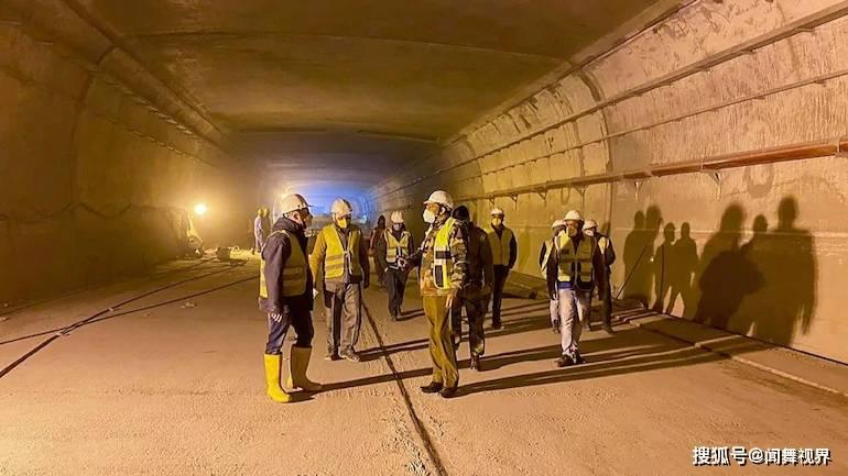 印度耗时10年建边境隧道,8.8公里,启用后可全年通达拉达克