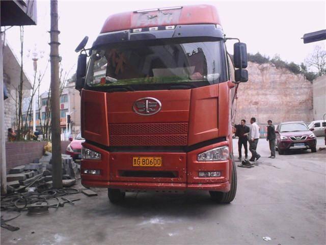 为什么中国卡车和美国卡车差距这么大?