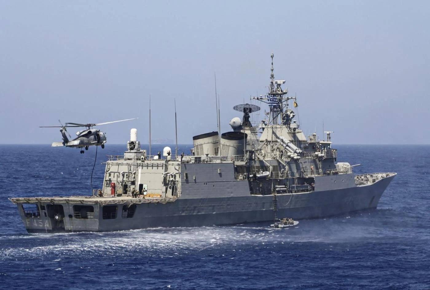 一场新的精彩游戏在东地中海开始。