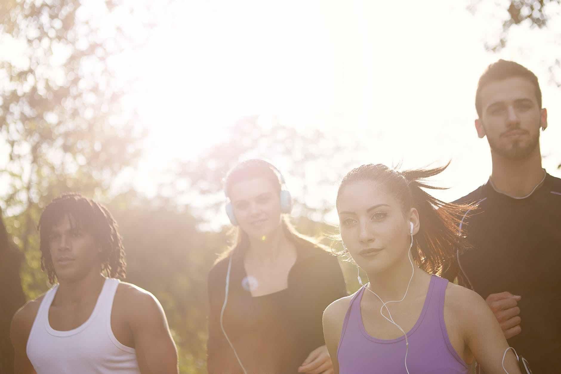 长跑5公里,怎么跑才不会太累?六项措施